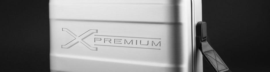 Mallette aluminium de présentation