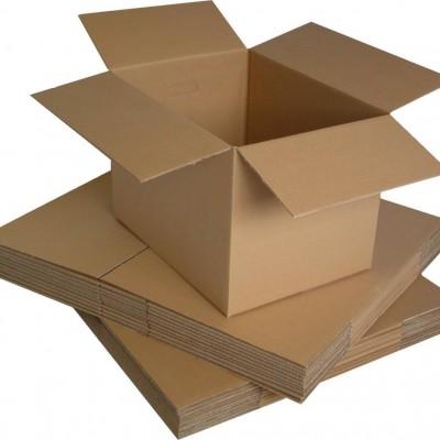 Caisses carton