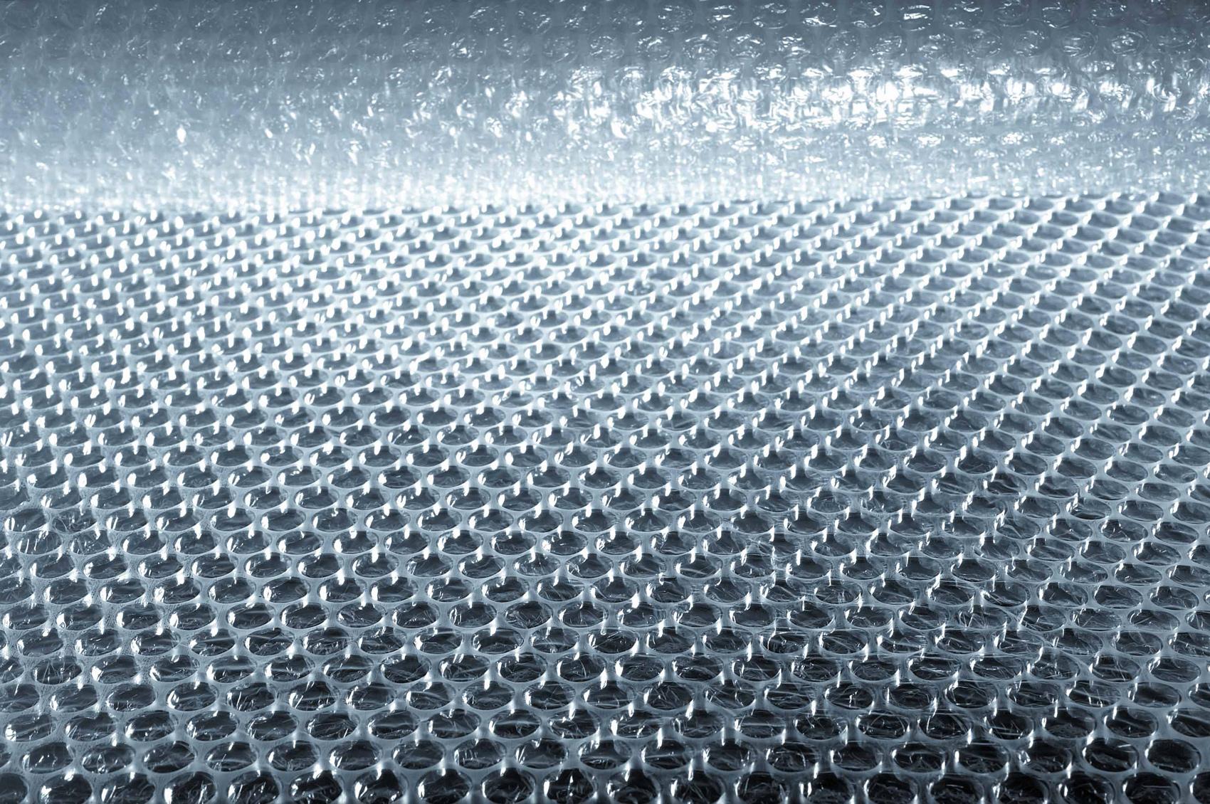 Rouleau film bulles