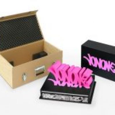 Caisse wrap bois carton