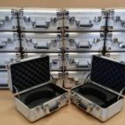 Mallettes aluminium